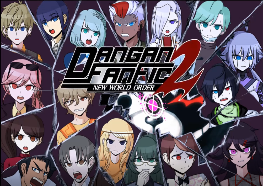 Danganronpa Fanfic Danganfanfic V2 New World Order