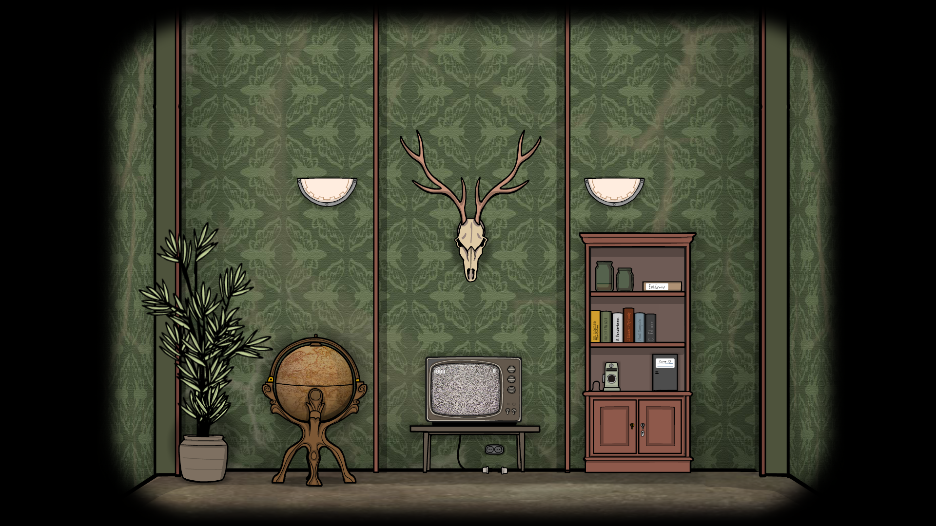 Cube Escape: Paradox by Rusty Lake