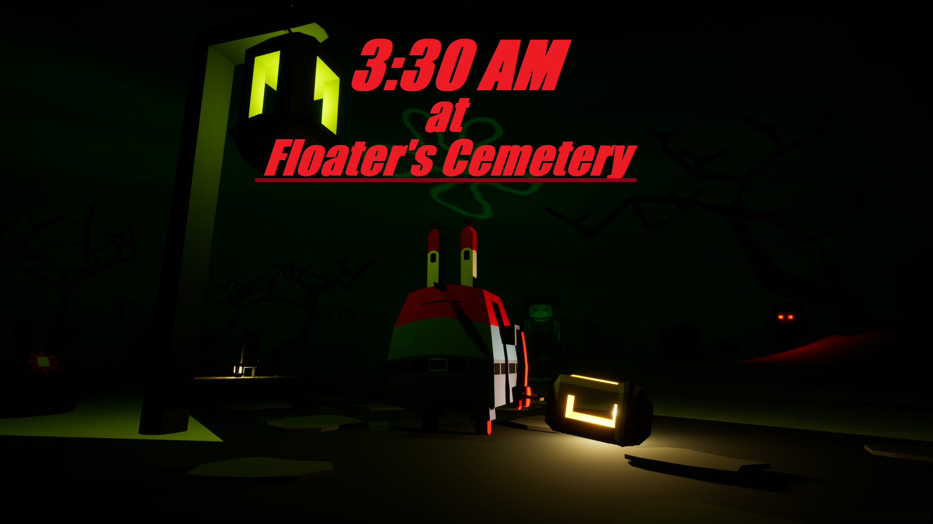 3:30 AM at Floater's Cemetery by Dave Microwaves Games