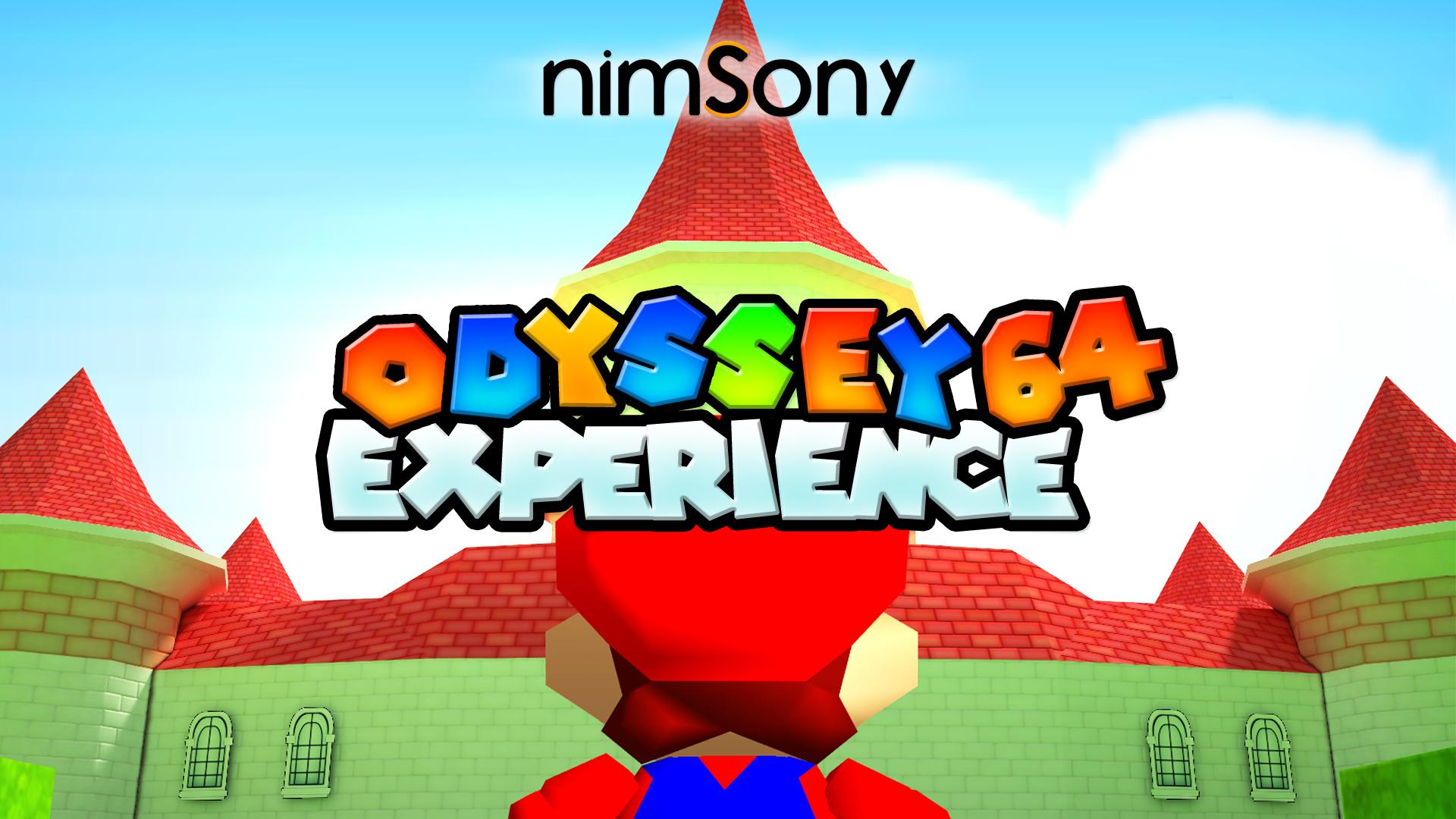 Odyssey Experience 64 - A Super Mario 64 Mod by Nimso Ny