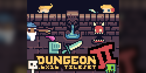 Top Game Assets Tagged Dungeon Crawler Itchio