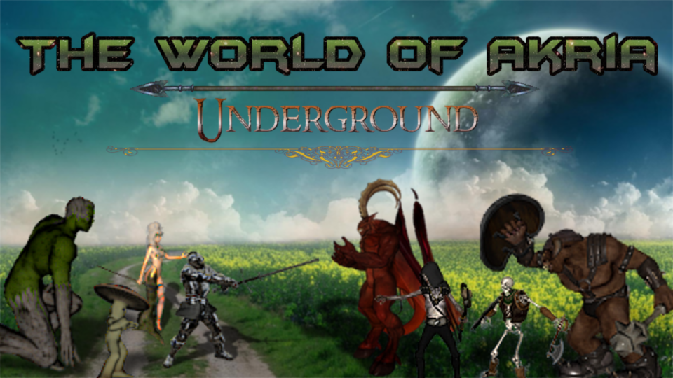 The World of Akria