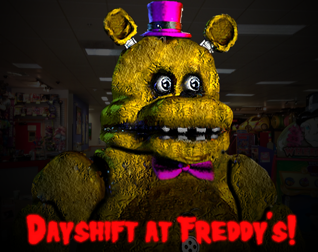 Dayshift at Freddy's by DirectDoggo