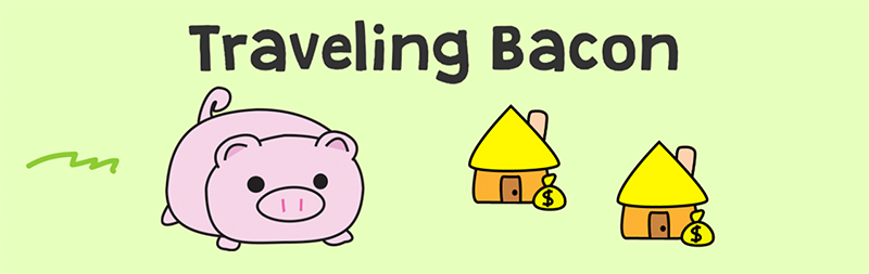 Traveling Bacon