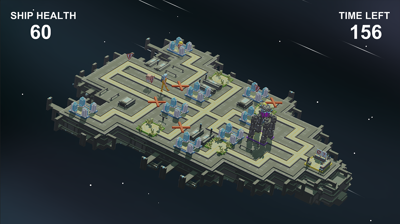 starship survival by headspider maxwrighton93