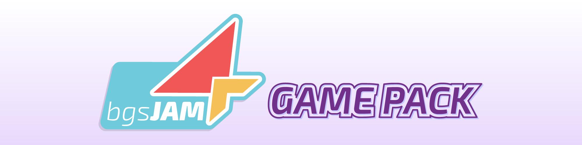 BGSJAM 4 Game Pack