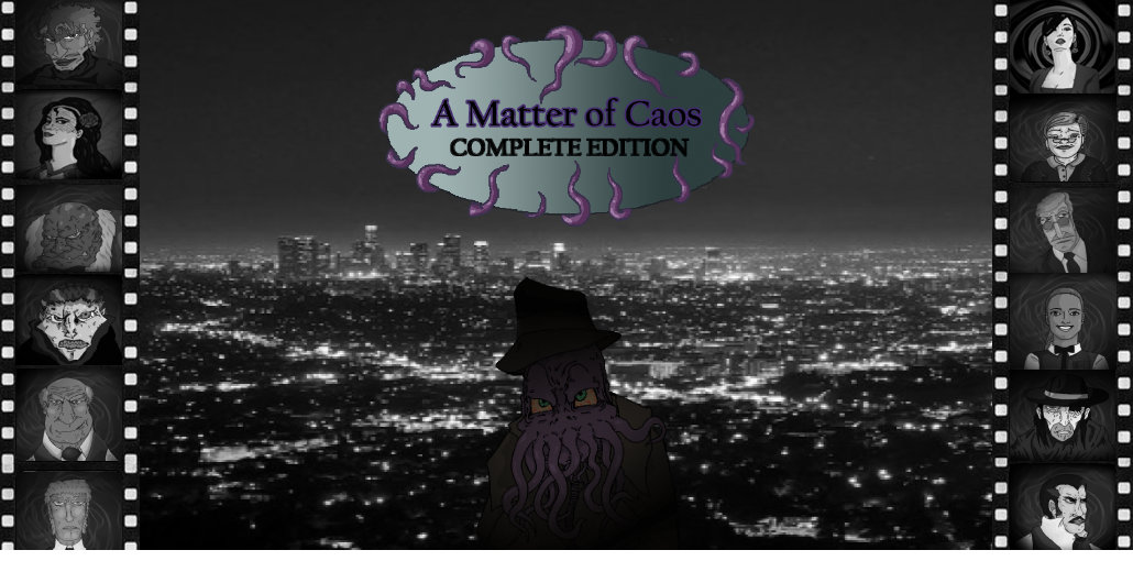 A Matter of Caos: Complete Edition