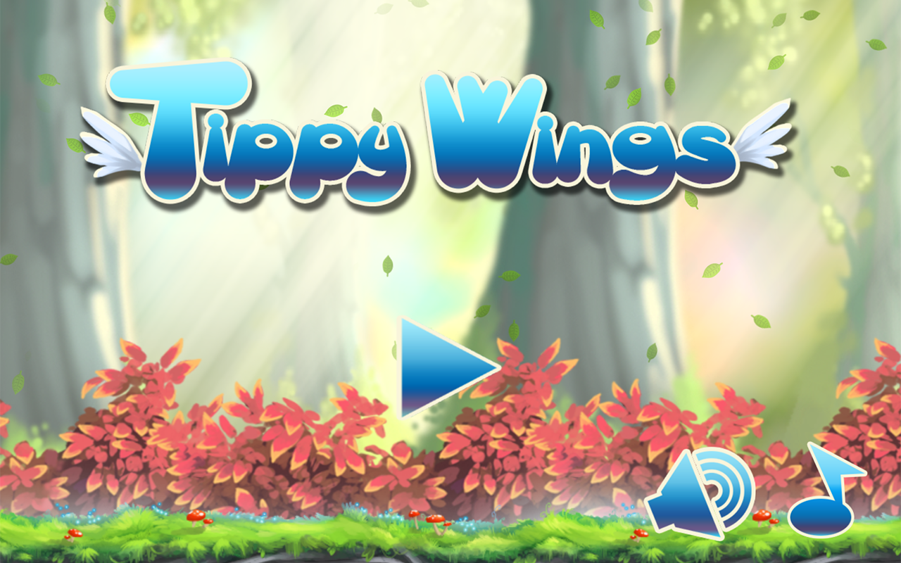 Tippy Wings by jalexcomb for Flappy Jam - itch io