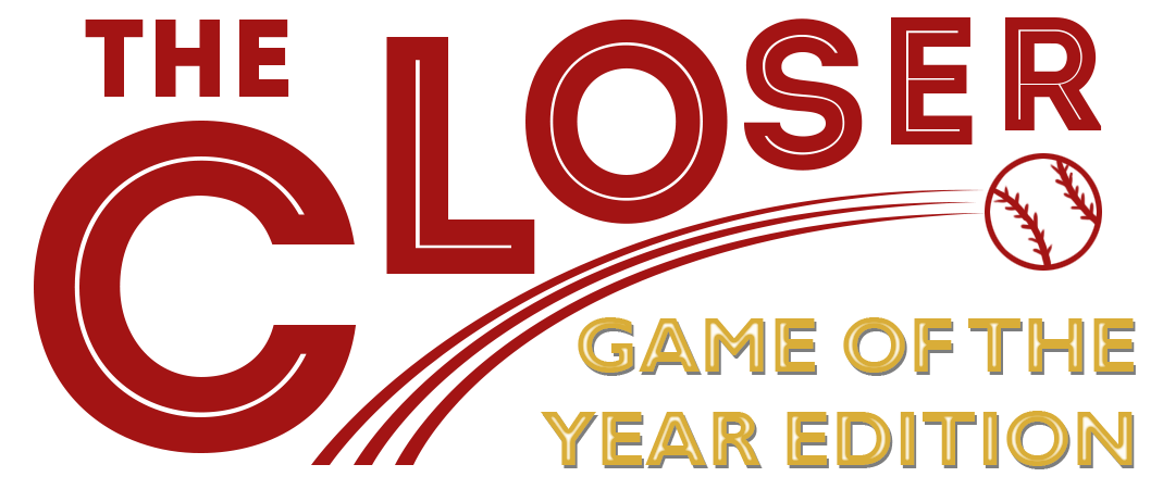 The Closer: Game of the Year Edition