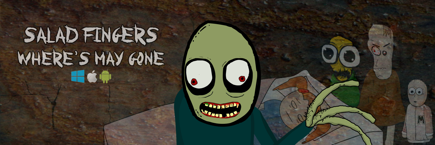 Salad Fingers Where's May Gone Act 1