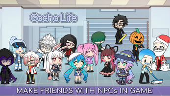 Gacha life pc by lunime for Zona 5 mobilia no club download