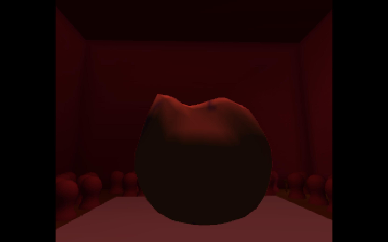 screenshot of creature and nodules