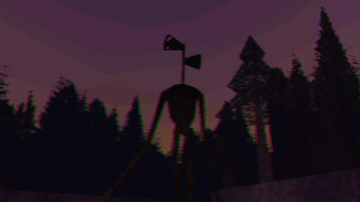 Siren Head by Modus Interactive