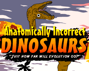 Scientist learn about dinosaurs game