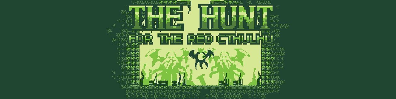 The Hunt for the Red Cthulhu