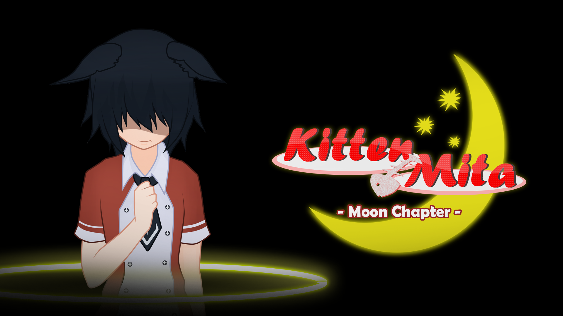 Kitten Mita : Moon Chapter