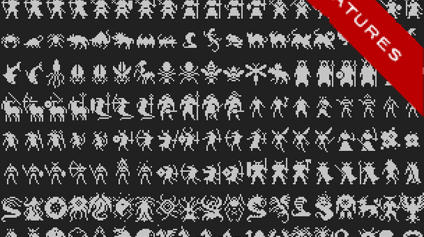 Ultimate Roguelike Tileset from Oryx - Ultimate Roguelike