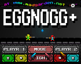 EGGNOGG+ [Free] [Action] [Windows] [macOS] [Linux]