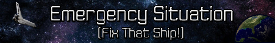 Emergency Situation - Fix That Ship!