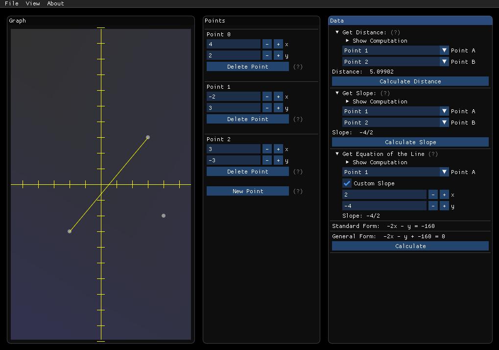 Geo::Math (Beta) by flamendless
