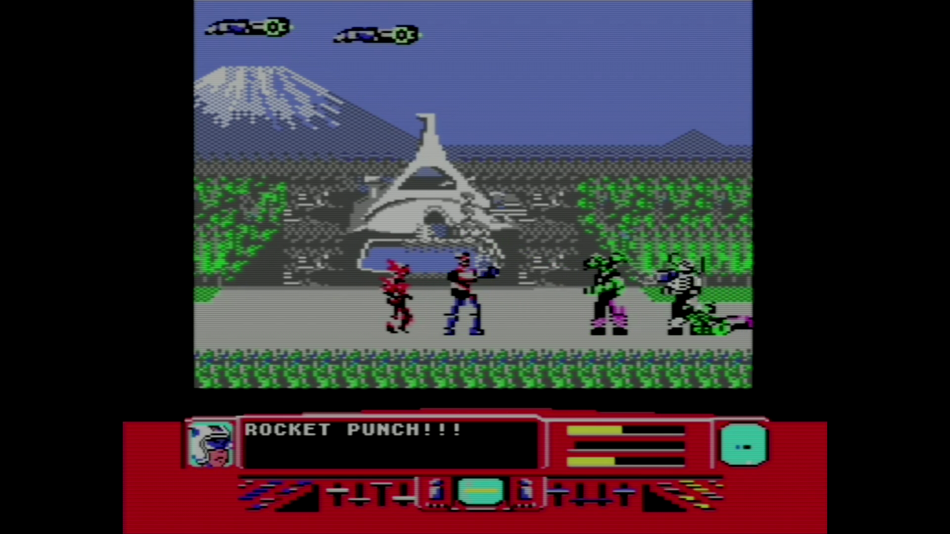 Mazinger Z - The C64 Game by mazinger64