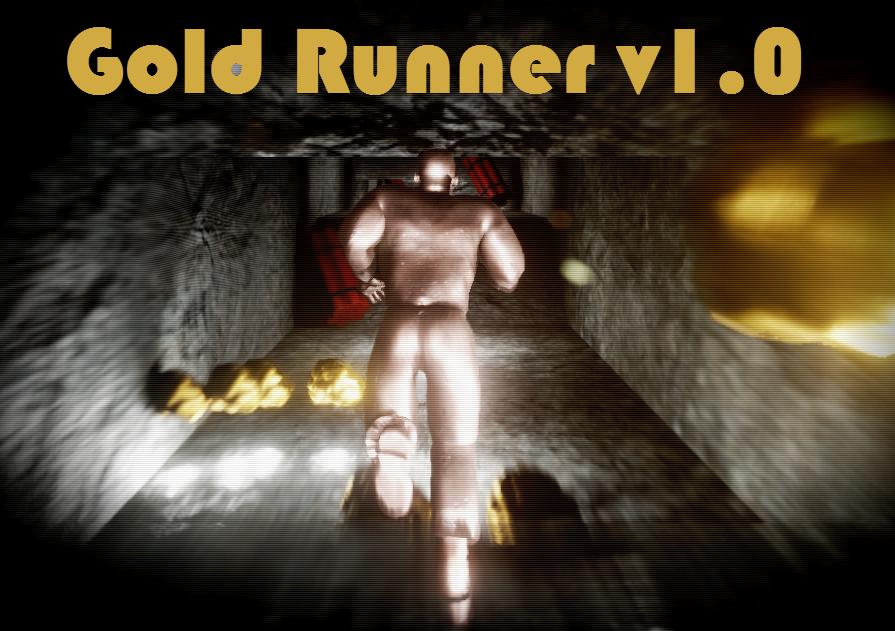 Gold Runner by hruoop
