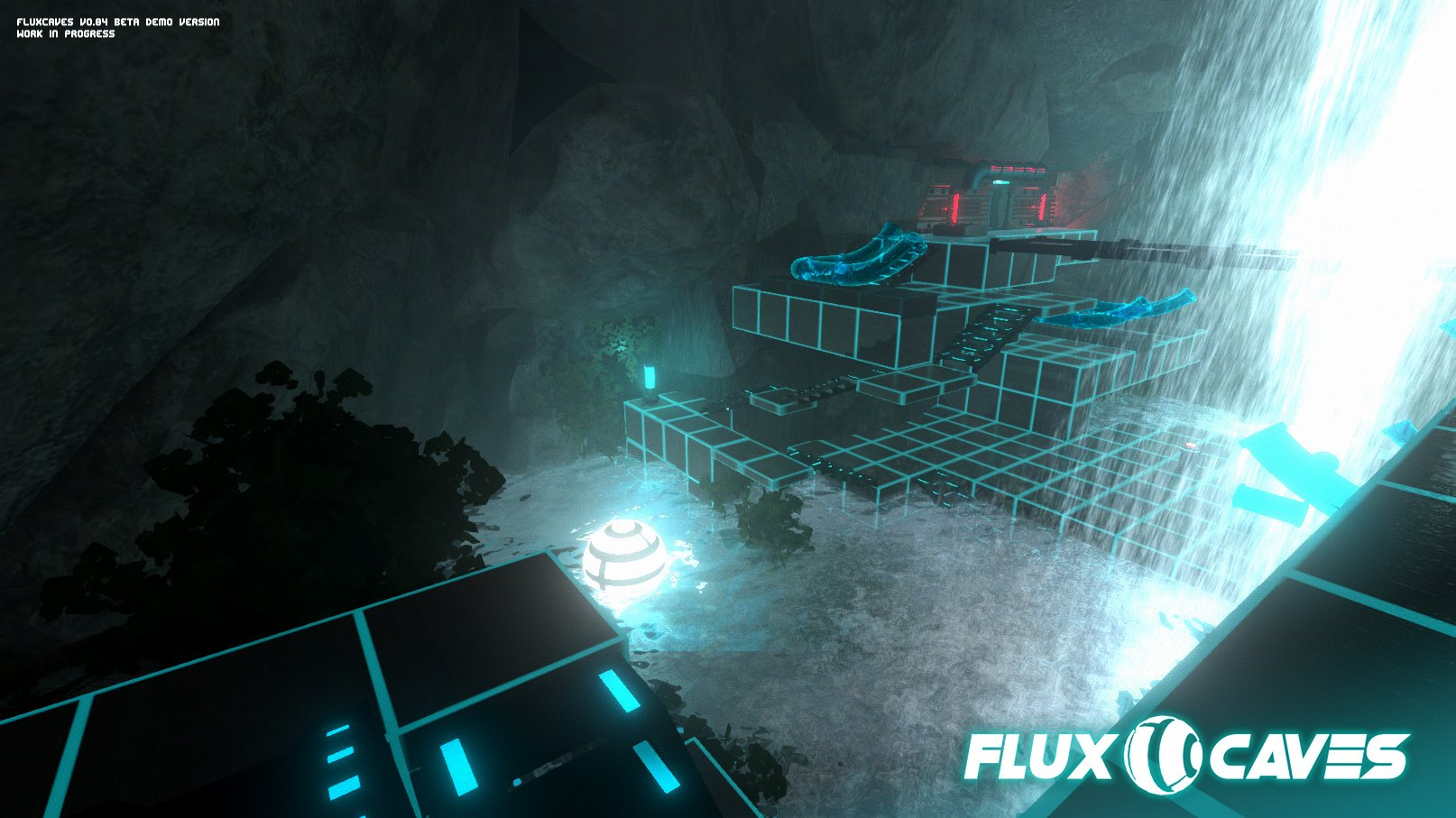 Flux Caves by fubenalvo