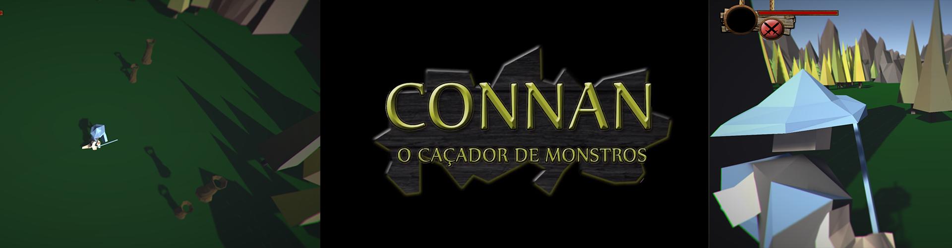 Connor - The Monster Hunter