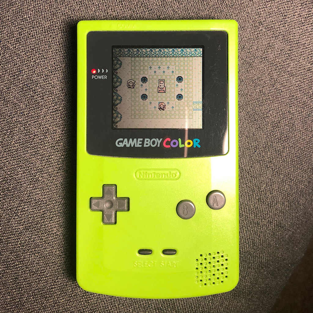 gameboy color mac