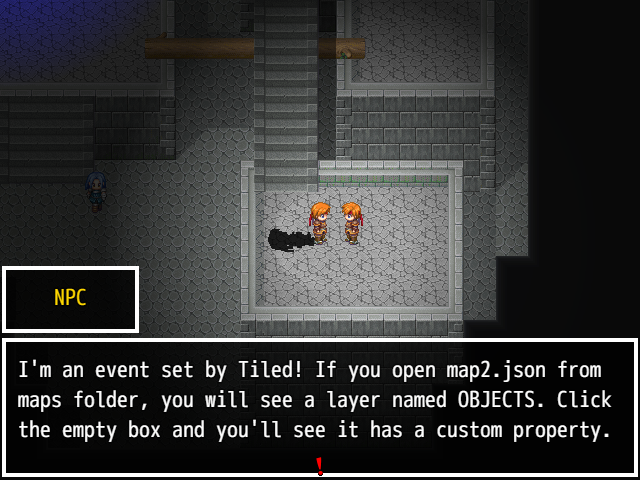 Tiled Plugin for RPG Maker MV by Archeia