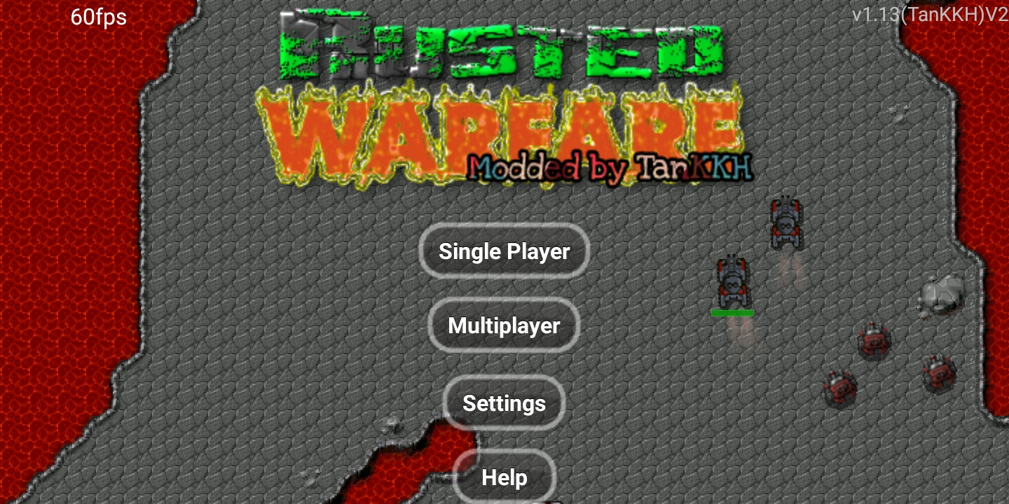 rusted warfare apk 1.13 free
