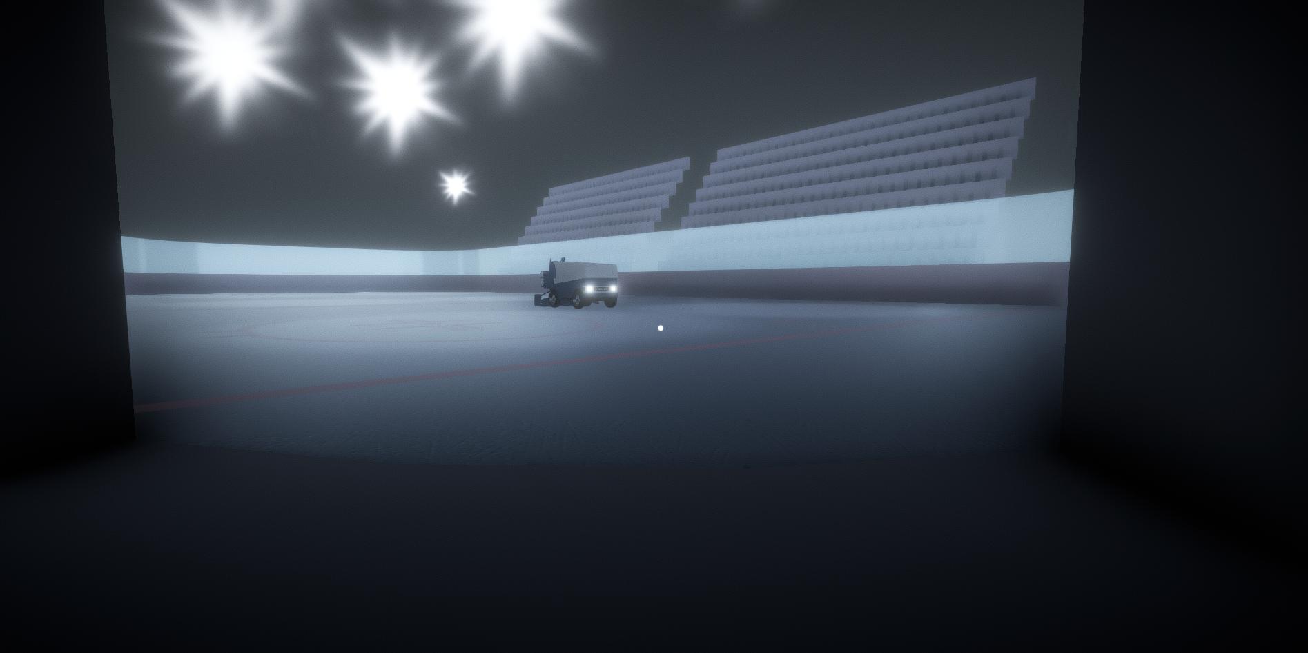 Zamboni Simulator