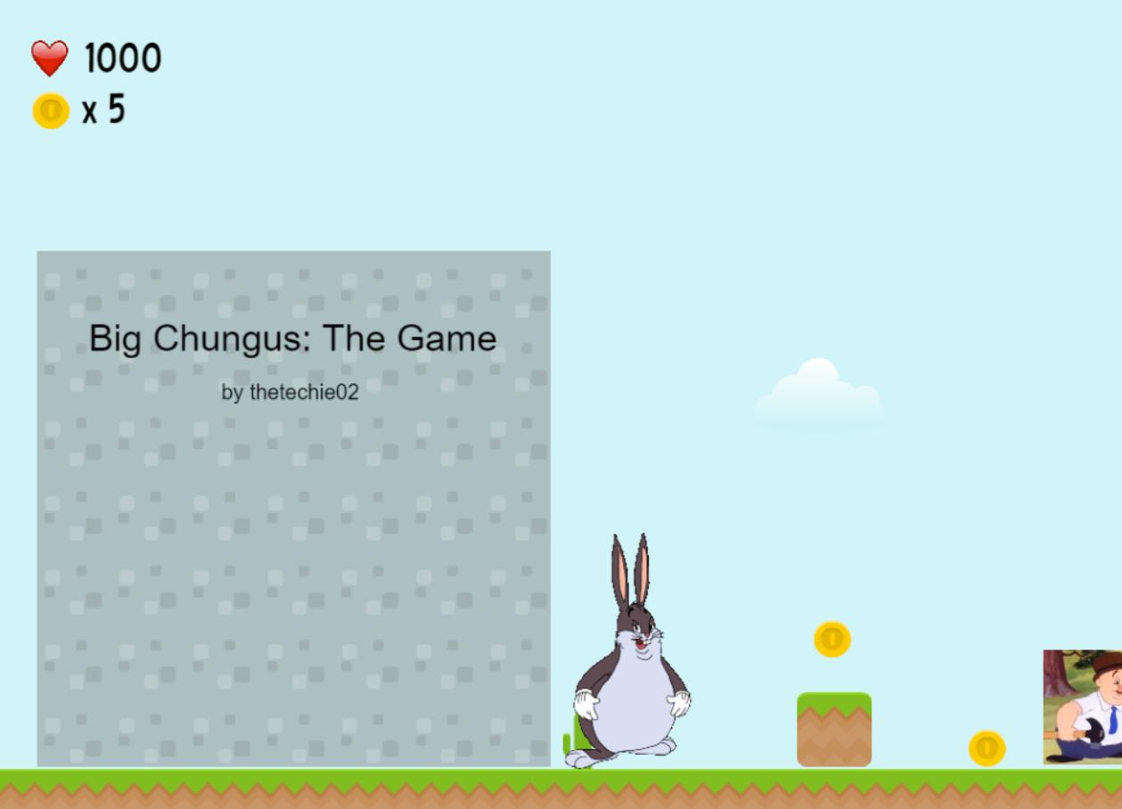 Big Chungus 1 0 By Thetechie02