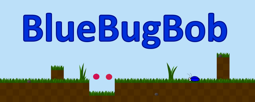 Blue Bug Bob