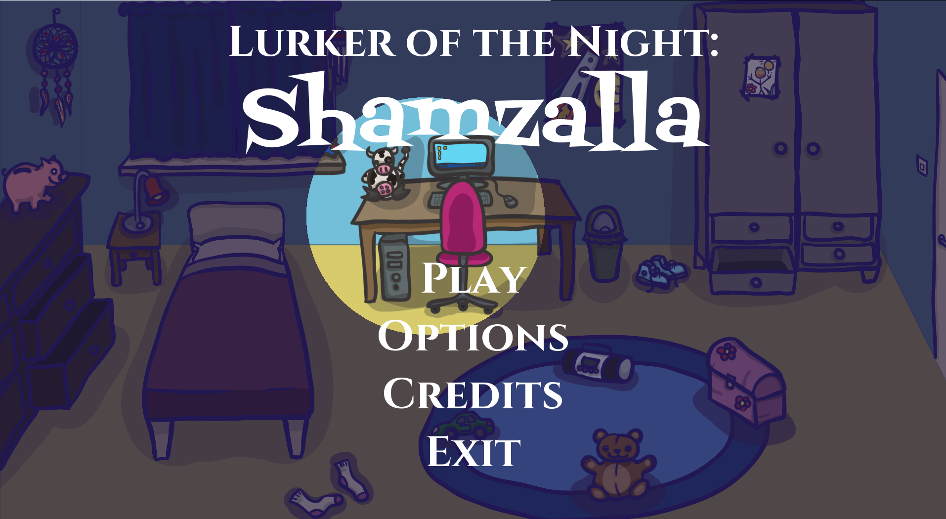 Lurker of the Night: Shamzalla