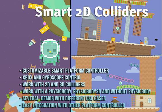 Smart2DColliders