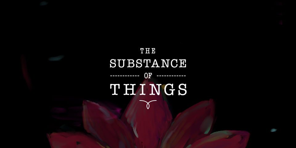 The Subtance of Things