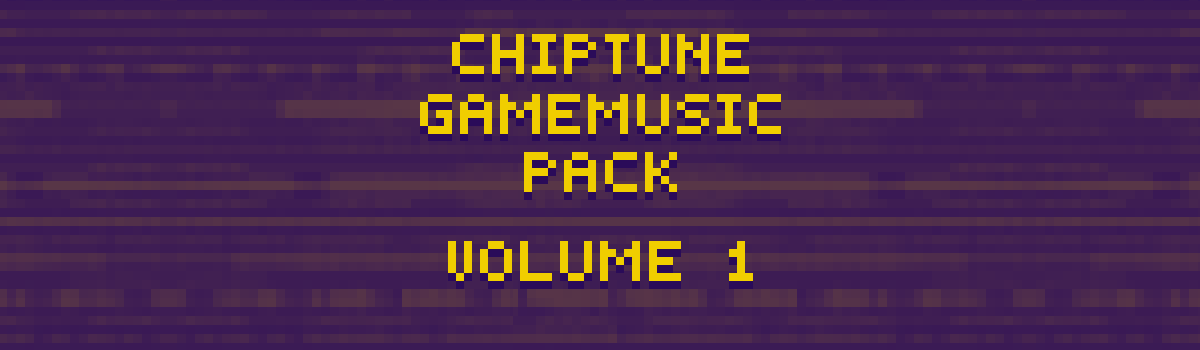 Chiptune Game Music Pack - Volume 1