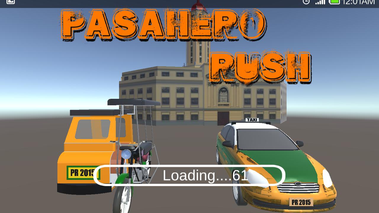 PASAHERO RUSH