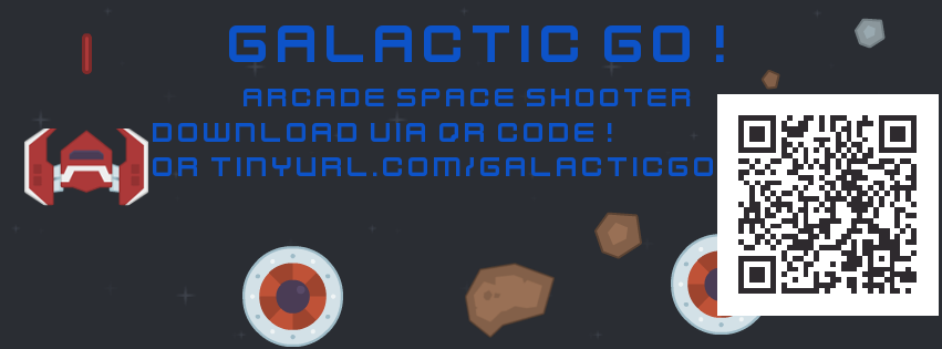 Galactic Go Space Shooter
