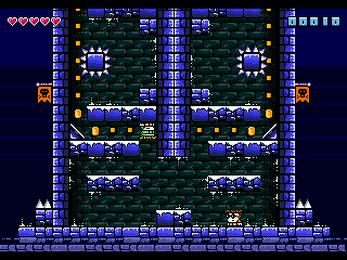 Old Towers (SEGA Mega Drive and Genesis) by RetroSouls