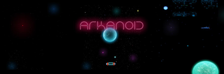 arkanoid neon