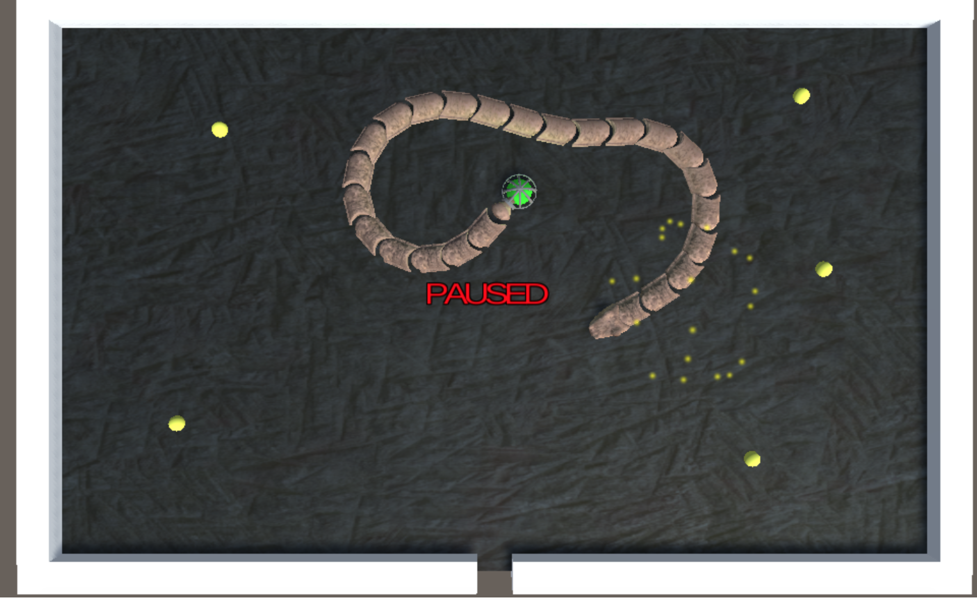 Ouroboros - Chase your tail by Toonhawk for Extra Credits