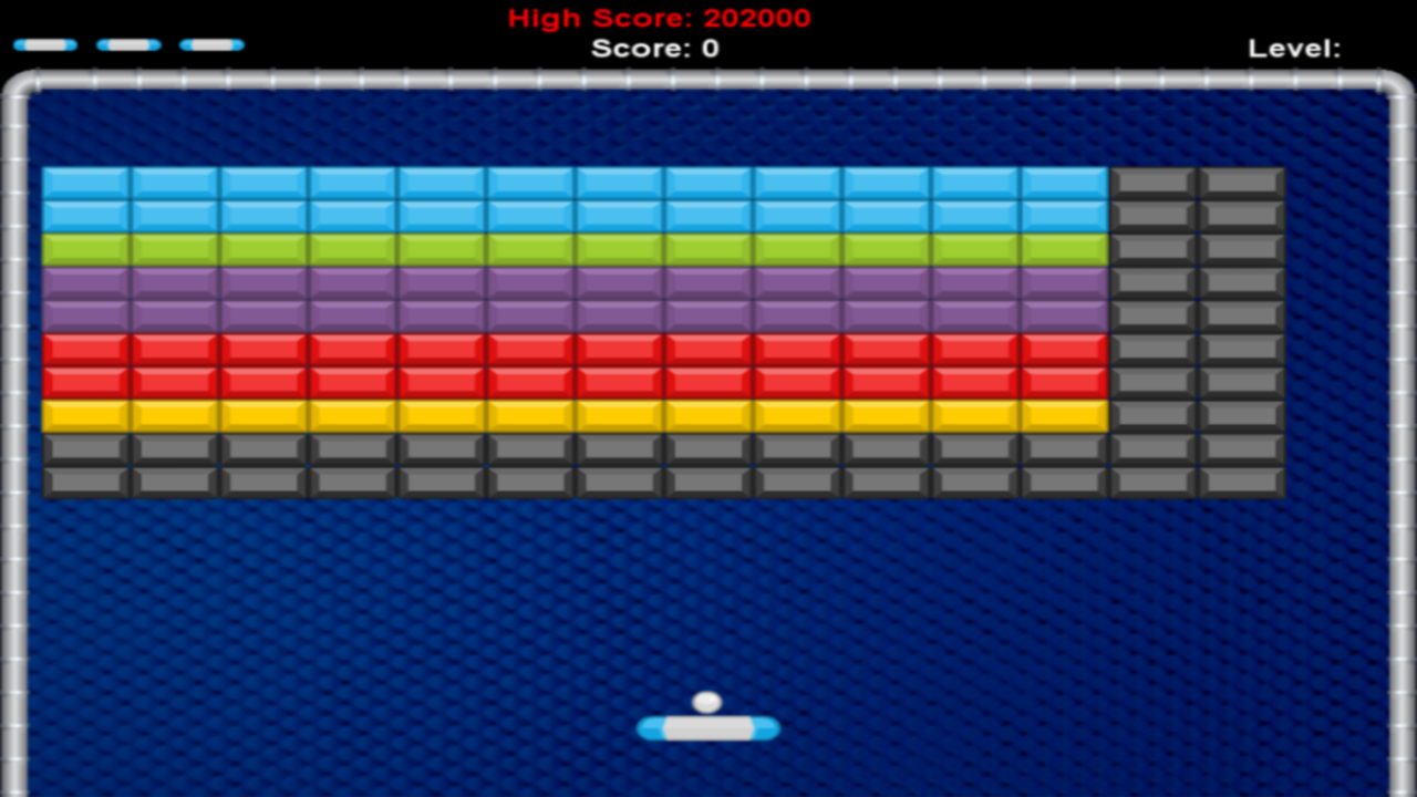 Play Brick Break a free online game on Kongregate