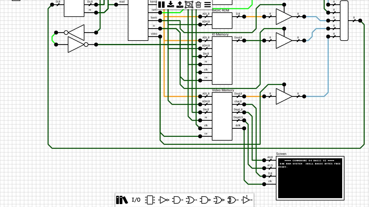 Digital Works Circuit Simulator Electronic Simulation Software Free Download Dls By Making Art Studios