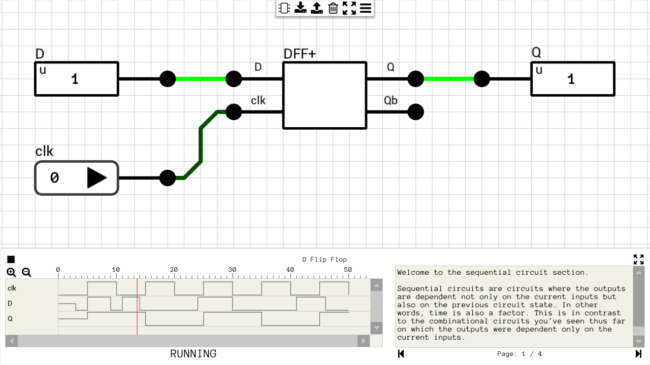 Analogue To Digital Conversion Tutorial Circuits Sequential Logic Dls By Making Art Studios