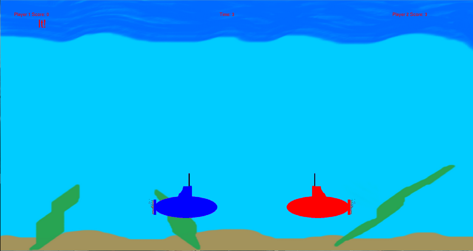 Submarine Tag