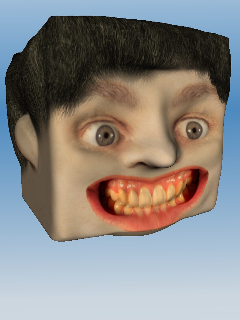Creepy Steve By Joe Capo