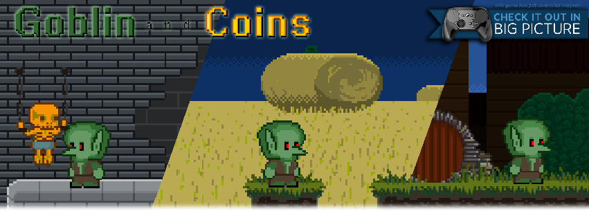 Goblin and Coins