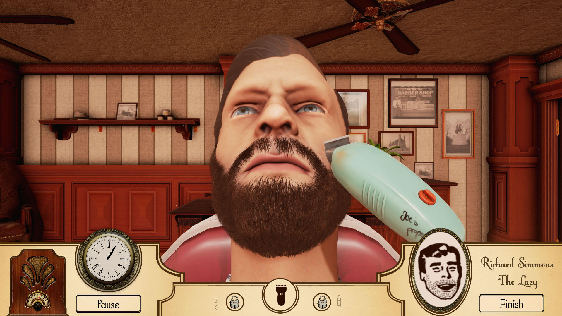 Barbershop Simulator By Shavetastic